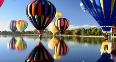 Воздухоплавание – плавание на воздушных шарах.